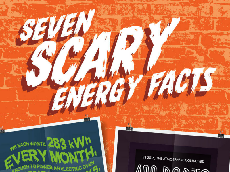 scary energy facts