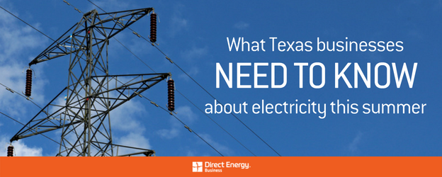 What Texas Businesses Owners Need to Know About Electricity This Summer