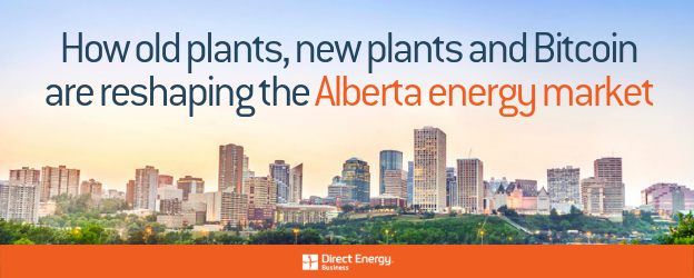 How Old Plants, New Plants and Bitcoin are Reshaping the Alberta Energy Market