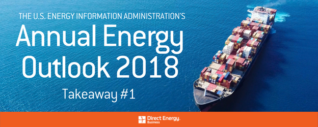 The EIA's Annual Energy Outlook 2018: Takeaway #1