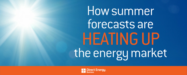 How summer forecasts are heating up the energy market