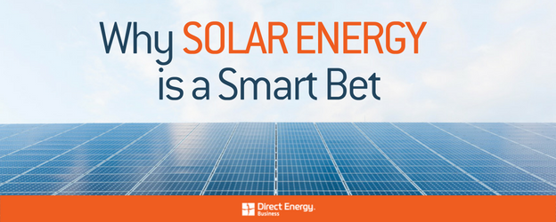 Why Solar Energy is a Smart Bet