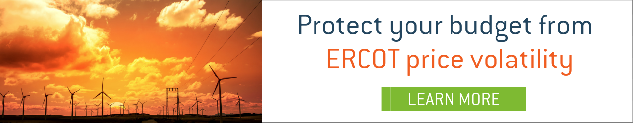 Protect your budget from ERCOT price volatility