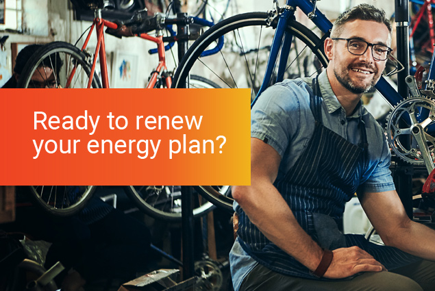 Renew with Direct Energy Business