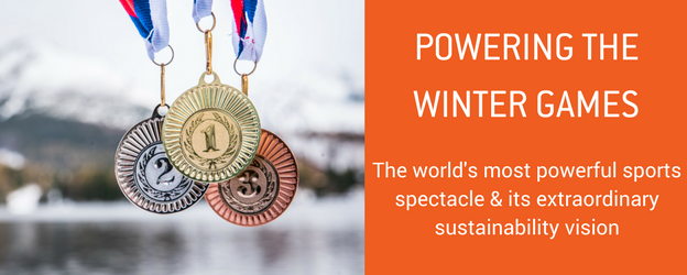 powering the winter games