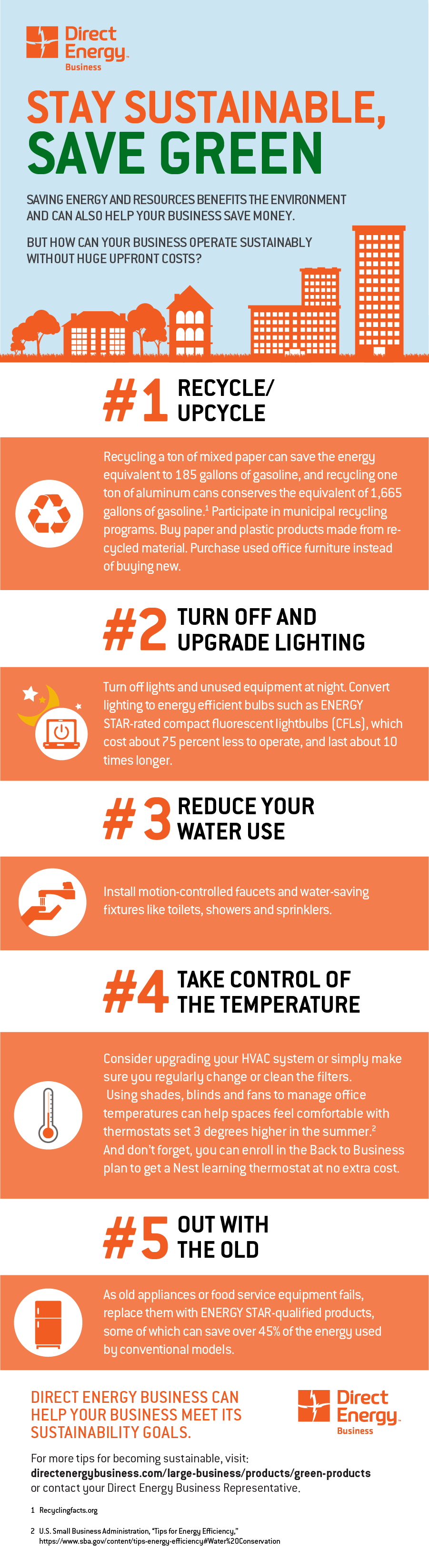 Energy Saving Tips for Small Businesses